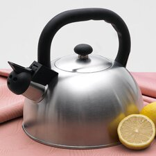 Satin Mist 2.6-qt. Whistle Tea Kettle