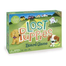 Lost Puppies Board Game