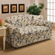 Stretch Jersey Loveseat Slipcover