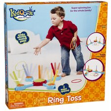 Kidoozie Twist and Turn Ring Toss