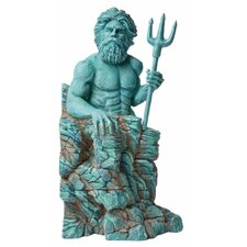 H2ShOw Atlantis Poseidon Resin Ornament