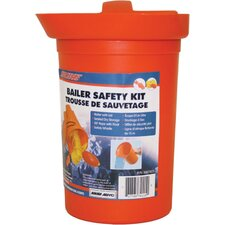 Bailer Safety Kit with Flashlight
