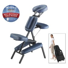 Professional Massage Chair in Blue