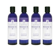 8 Oz Massage Oil (Pack of 4)