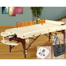 Kingston LX Therma Top Massage Table Package