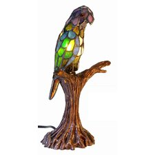 Parrot Accent Table Lamp