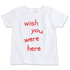 Wish You Were Here Organic T-shirt