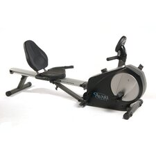 Recumbent with Rower