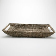 Baskets Large Seagrass Shallow Basket