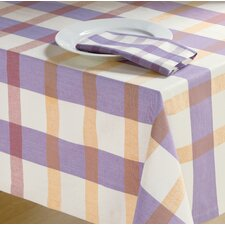 Easter Plaid Table Cloth