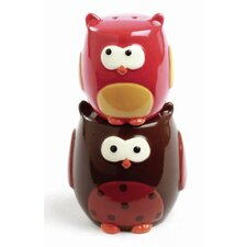 Owl Salt and Pepper Shaker