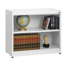 Elite Radius Edge Stationary Bookcase