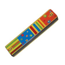 Kid's Striped Harmonica