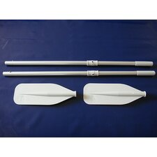 "57.25"" Aluminum Oar Set for CS Series 8'9"" and 14' Inflatable Boat"