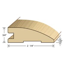 "0.75"" x 2.26"" Solid Hardwood Ipe Reducer in Unfinished"