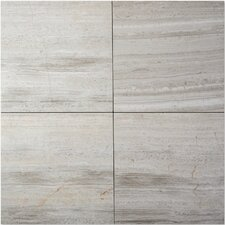 "Haisa Marble 12"" x 12"" Field Tile in Haisa Light"
