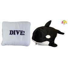 Orca (Dive) Pillow