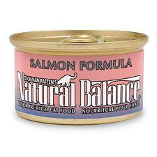 Salmon Canned Cat Food