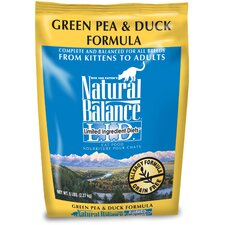 Limited Ingredient Diets Green Pea and Duck Cat Food
