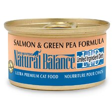 Limited Ingredient Diets Salmon and Pea Canned Cat Food