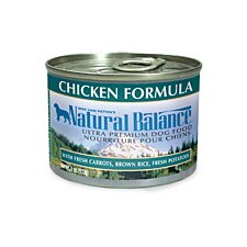 Chicken Formula Wet Dog Food (13-oz, case of 12)