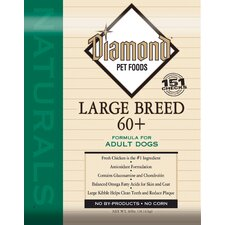 Natural Large Breed Adult 60+ Dry Dog Food (40-lb bag)