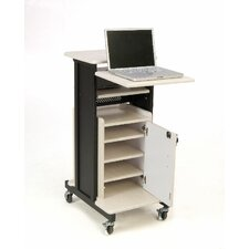 Premium Plus Presentation Cart