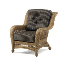Kate Deep Seating Chair with Harwood Onyx Cushions