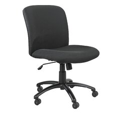 Uber Big and Tall Mid-Back Office Chair