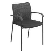 Vue Two Mesh Guest Chair