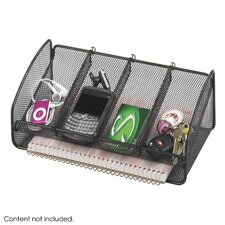 Metal Mesh Desk Organizer