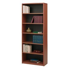 "Value Mate Series Bookcase, 6 Shelves, 31.75"" Wide"