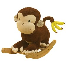 Bananas Monkey Rocker