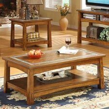Craftsman Home Coffee Table