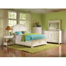 Placid Cove Low Storage Panel Bedroom Collection