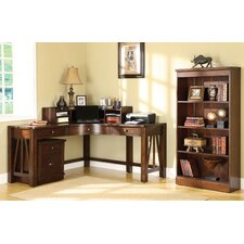 Castlewood Corner Desk Office Suites