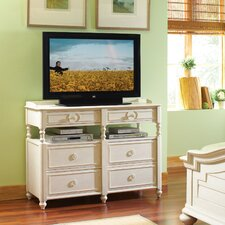Placid Cove 6 Drawer Media Chest