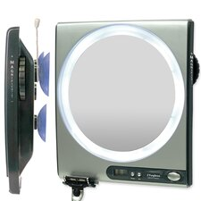 Z'Fogless Surround Light Shaving Mirror