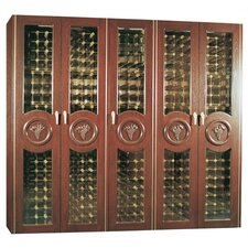 1500G Concord Oak Wine Cooler Cabinet