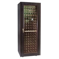 200 Economy Wine Cooler Cabinet with Glass Door