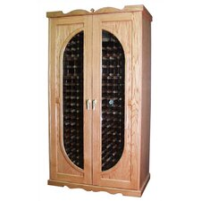 440 Monaco Oak Wine Cooler Cabinet