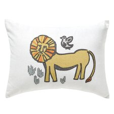 Safari Boudoir Pillow in Multi