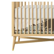 Woodland Tumble Canvas Crib Skirt