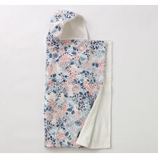 Meadow Powder Blue Hooded Towel