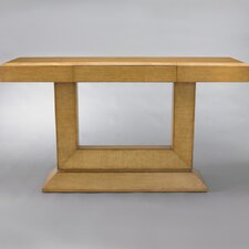 Concorde Console in French Oak