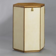 Barnett Side Table in Parchment