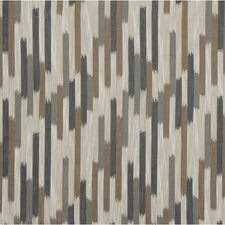Ikat Blocks Fabric - Mineral