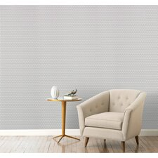 Dotted Diamonds Ash Wallpaper
