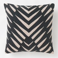 Osa Decorative Pillow in Charcoal