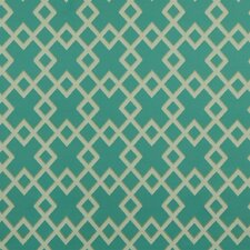 Cross Lane Fabric - Turquoise